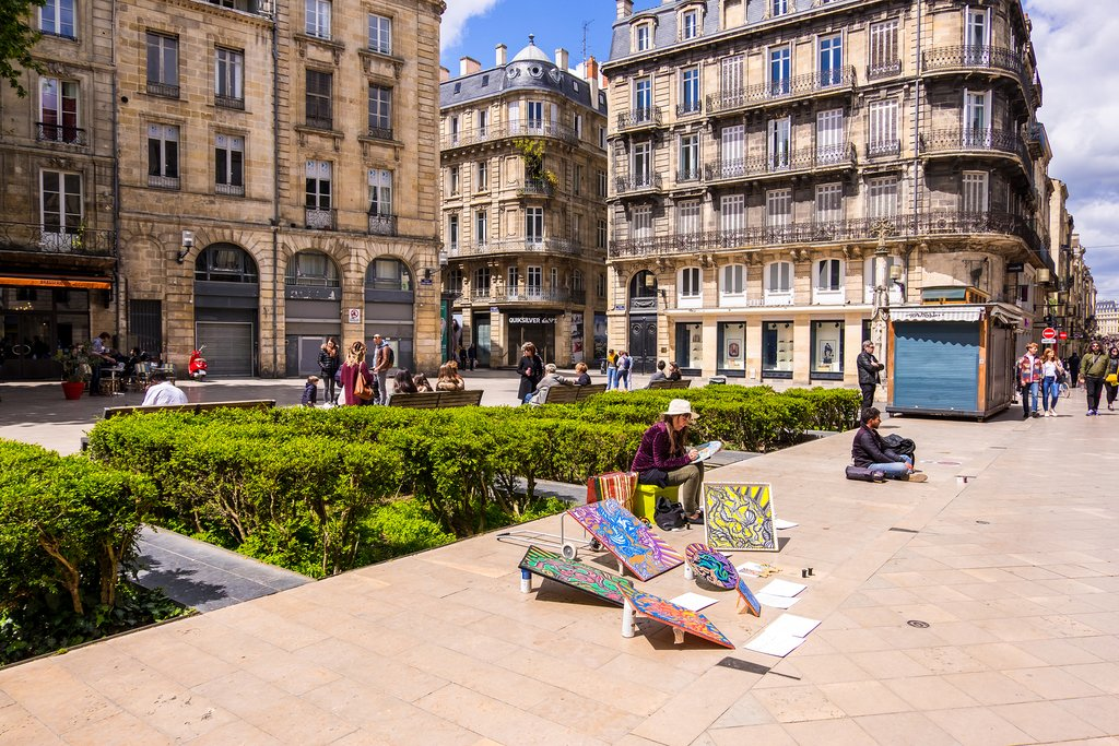 Hit the streets of Bordeaux with a local guide