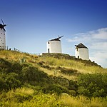 Windmills in Vivlos