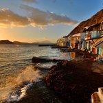 Milos Island Sunset Tour