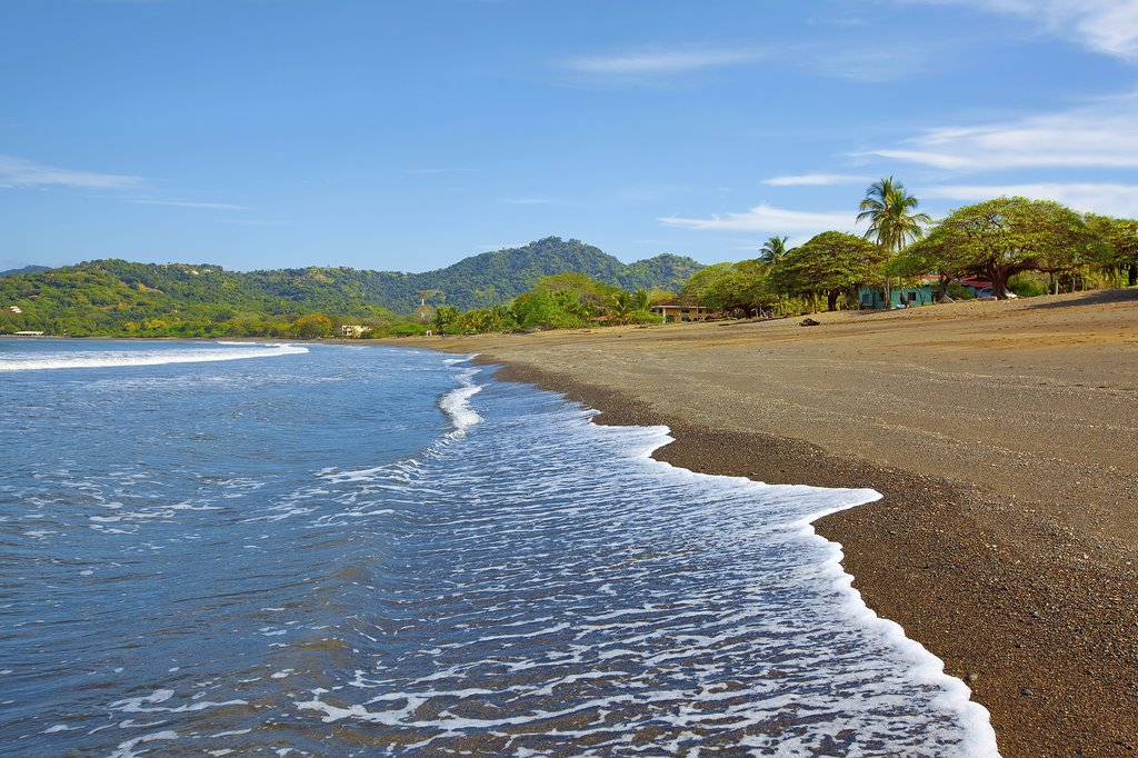 The beaches of Guanacaste