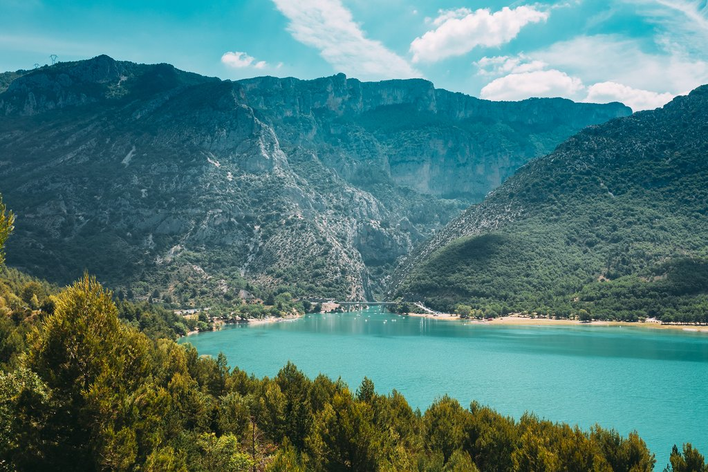 Hiking the Verdon Gorges