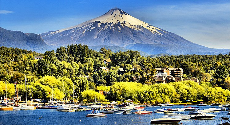 Say goodbye to Chile!