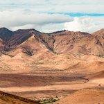 Anti Atlas Mountains on the way to Taznakht