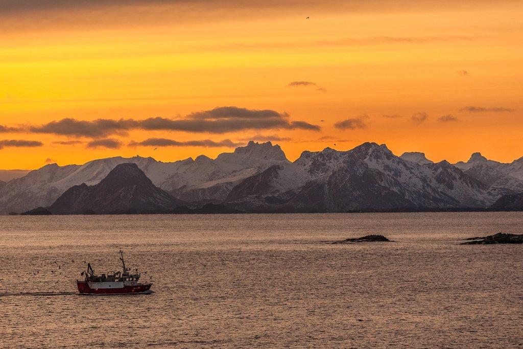 Goodbye, Norway!