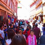 Get ready for a walking tour of Patan