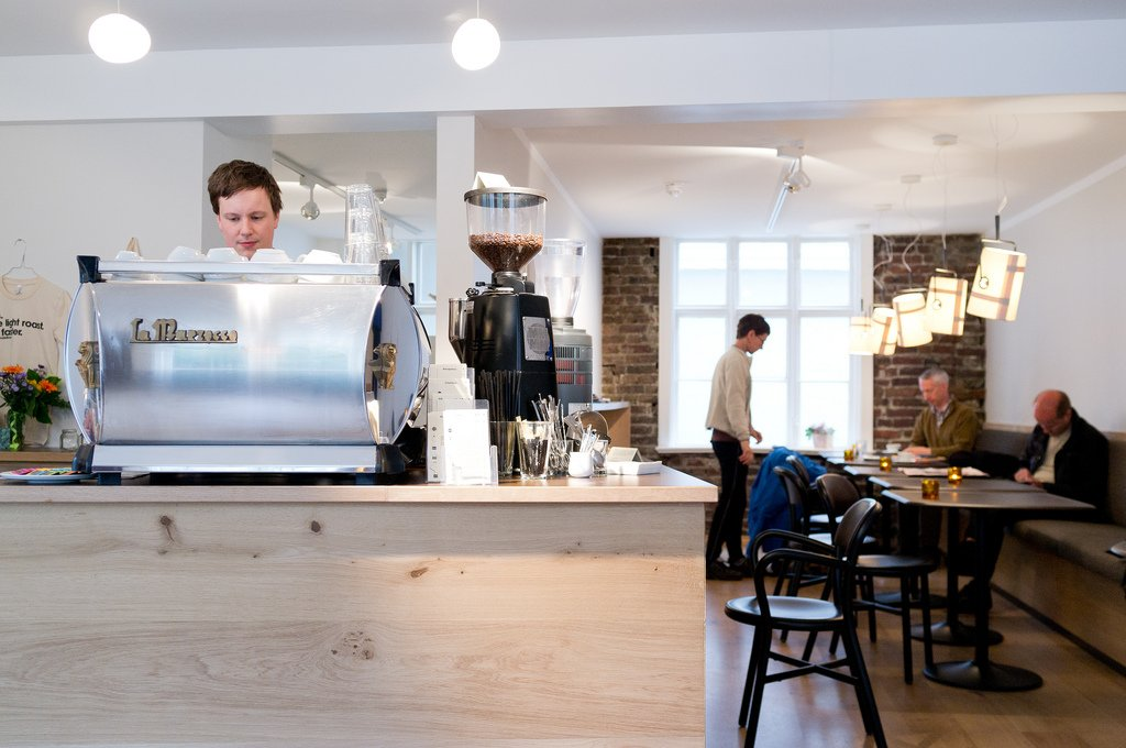 Blom Cafe