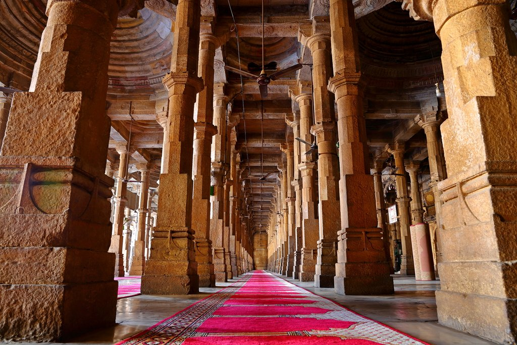 Jama Mosque, Ahmedabad