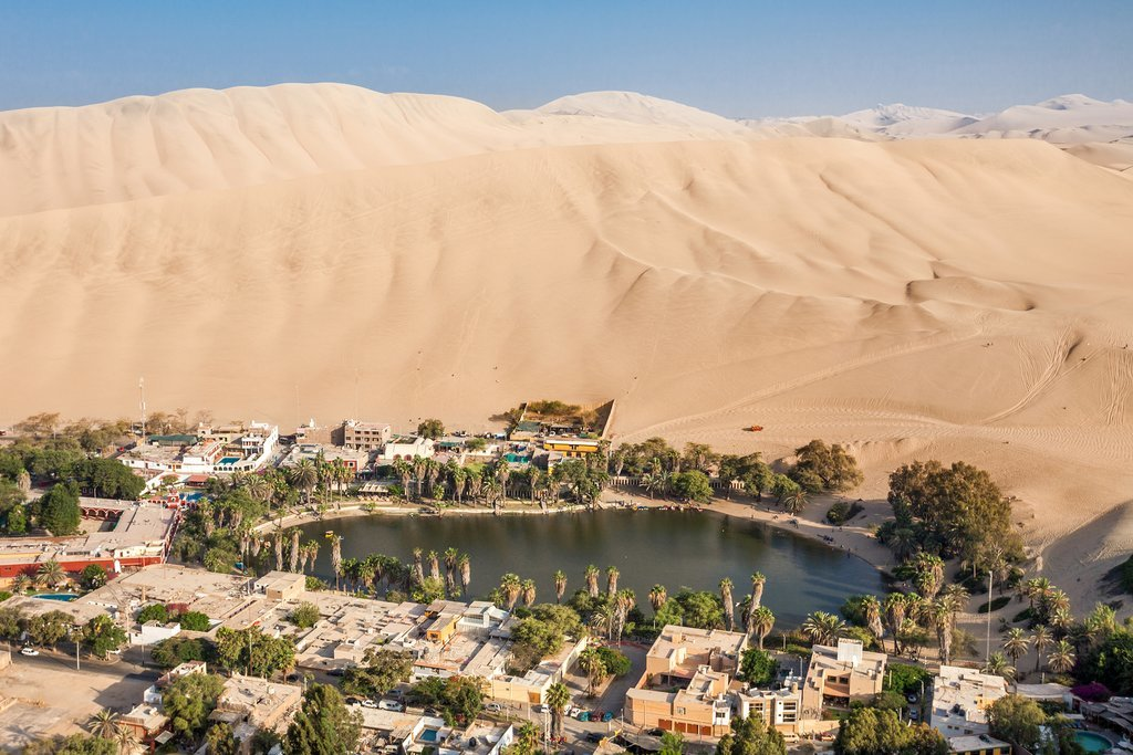 How to Get to Huacachina