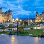The Plaza de Armas, Cusco