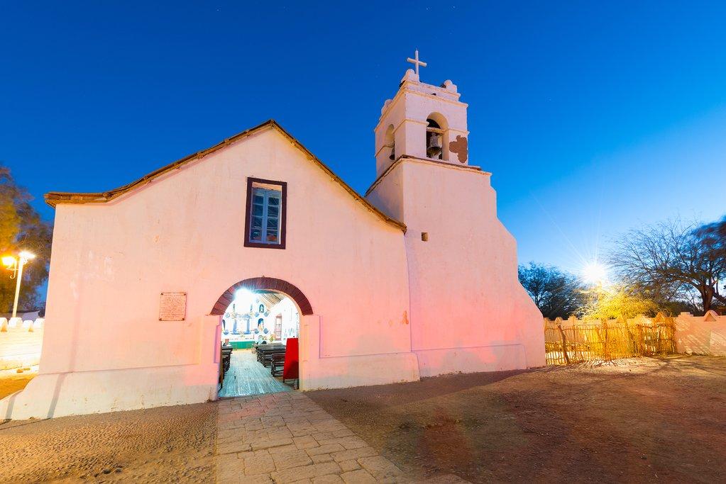 Check out San Pedro's architecture