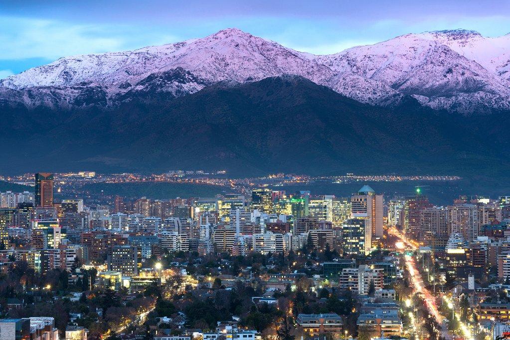 Adios, Chile!