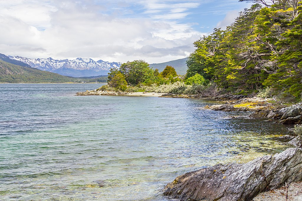 Great views in Tierra del Fuego National Park