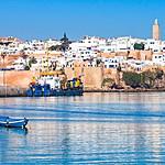 Enjoy the Seaside of Rabat, Morocco