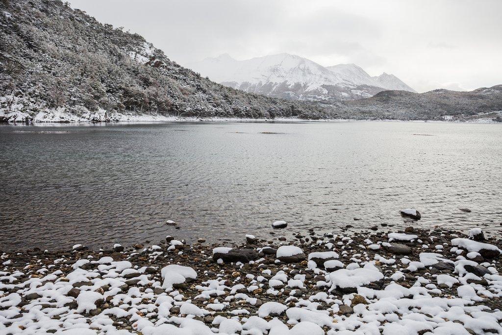 Winter in Tierra del Fuego National Park