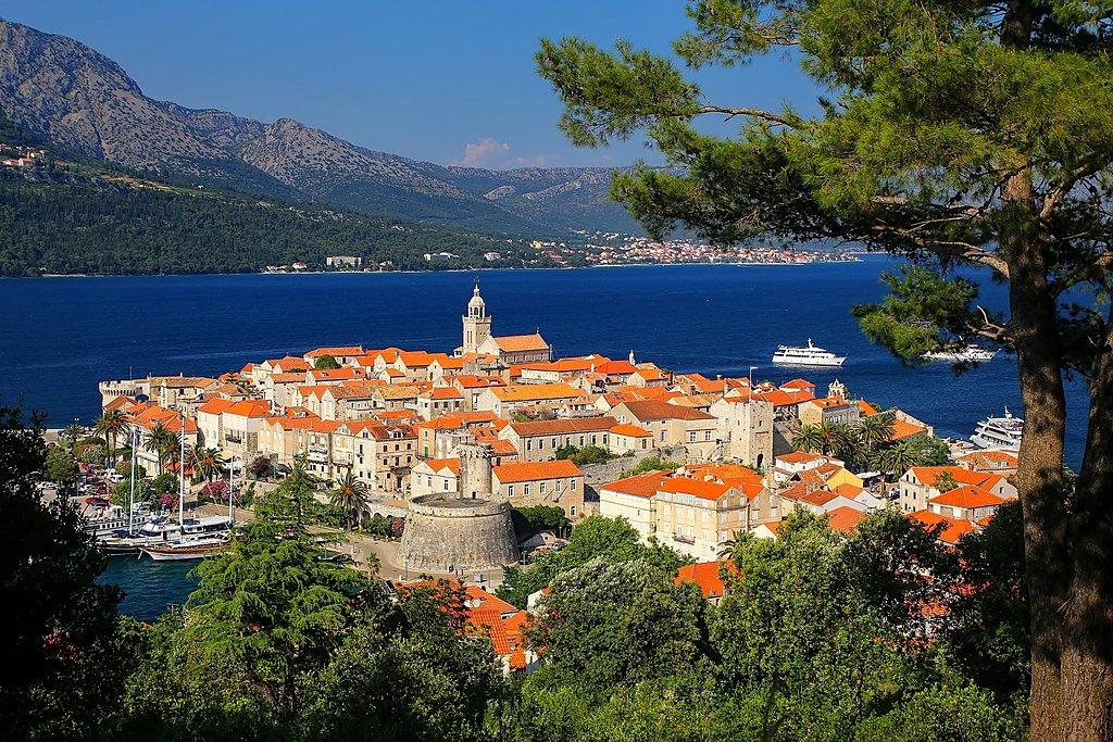Korčula's Old Town