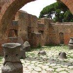 Ostia Antica - Photo by Patrick Denker