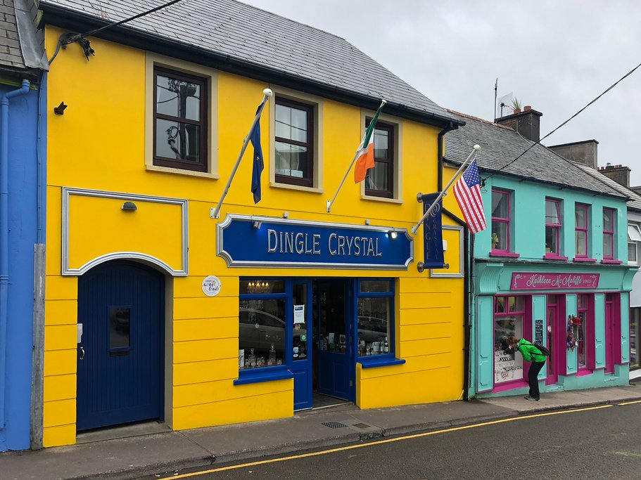 How to Get from Dublin to Dingle Town
