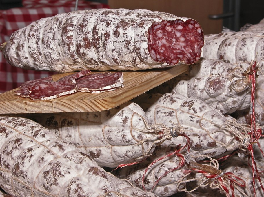 Lyon sausage