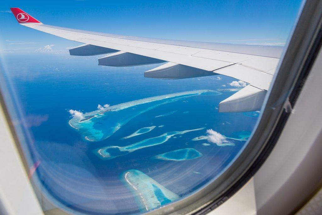 Farewell Maldives