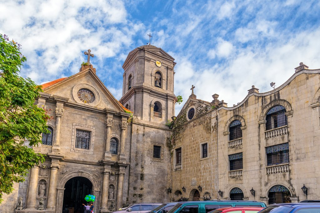San Augustin, Manila Philippines