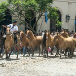Gaucho culture is a way of life in the Pampas