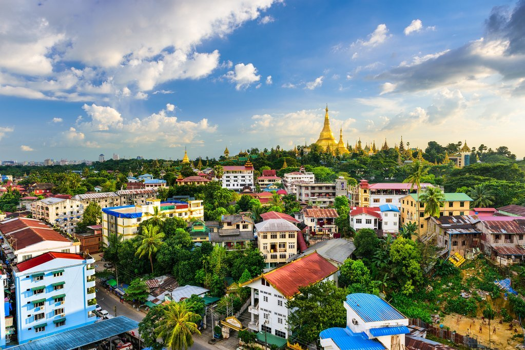 How to Get from Bagan to Yangon