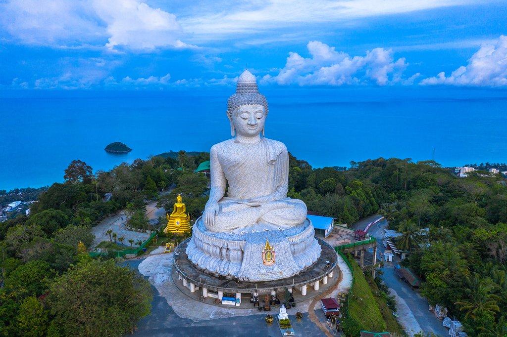 Phuket Landmark - Big Buddha Statue