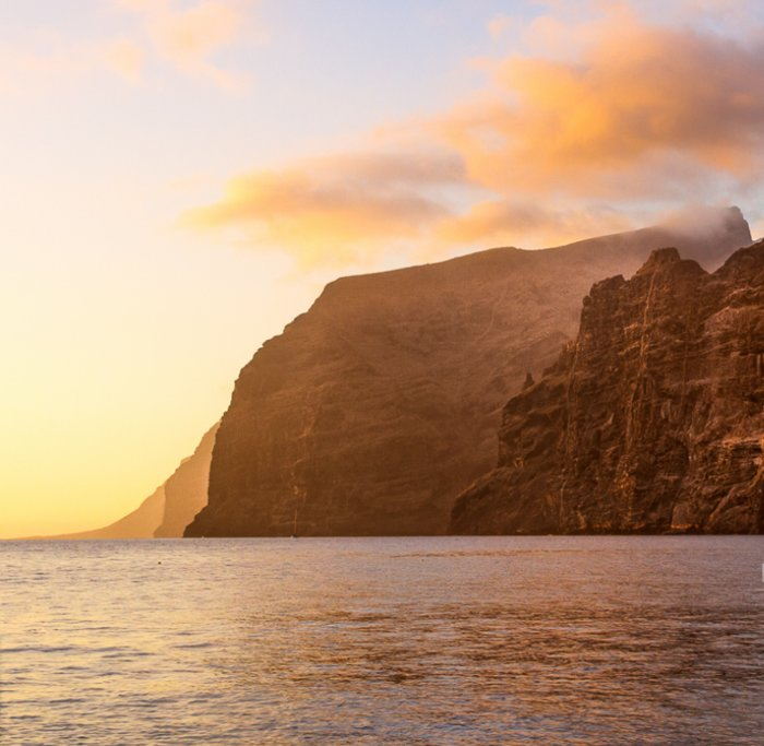Dramatic Cliffs of Santiago de Teide