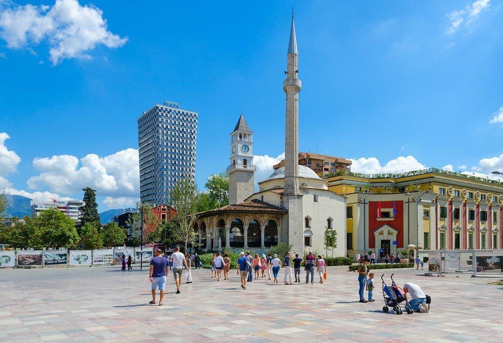 Welcome to Tirana