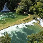 Skradinski Buk Waterfall, Krka National Park