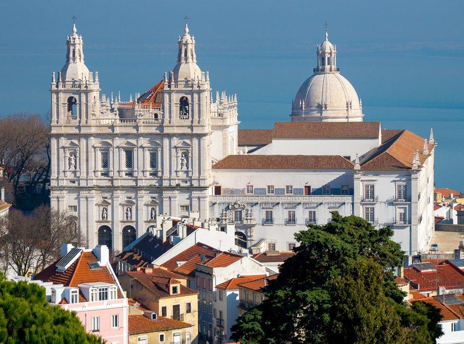 San Vicente Church of Lisbon