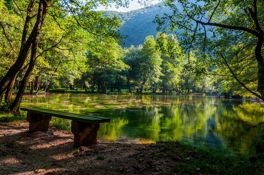 Bosnia Herzegovina - Sarajevo - Vrelo Bosne Park