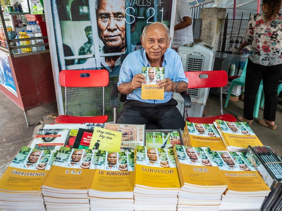 Meet survivors of the Khmer Rouge regime