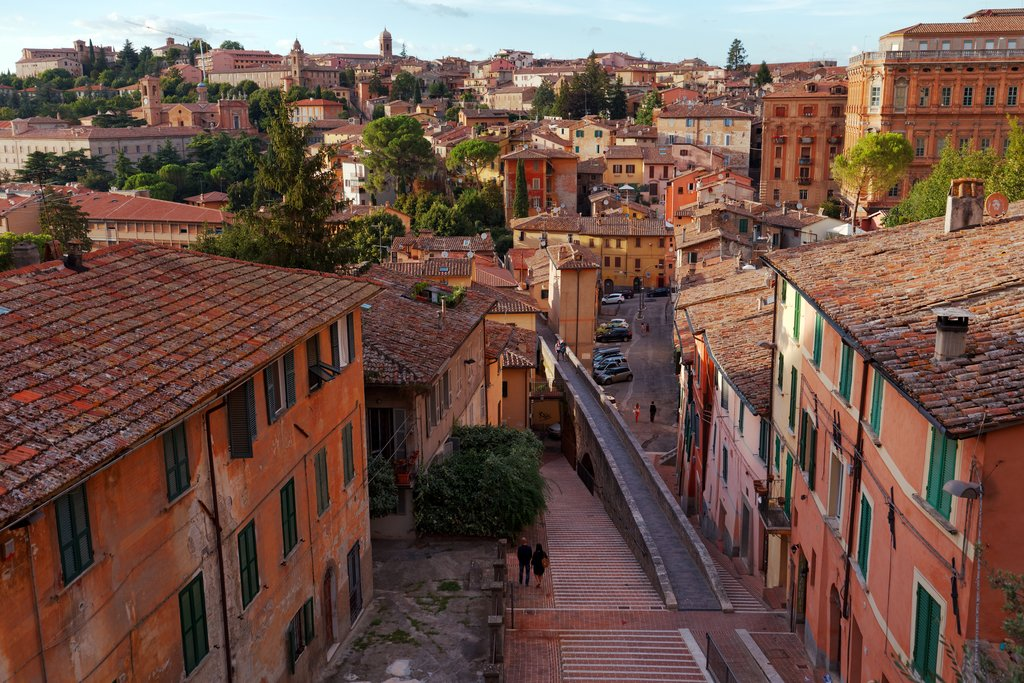How to Get from Urbino to Perugia