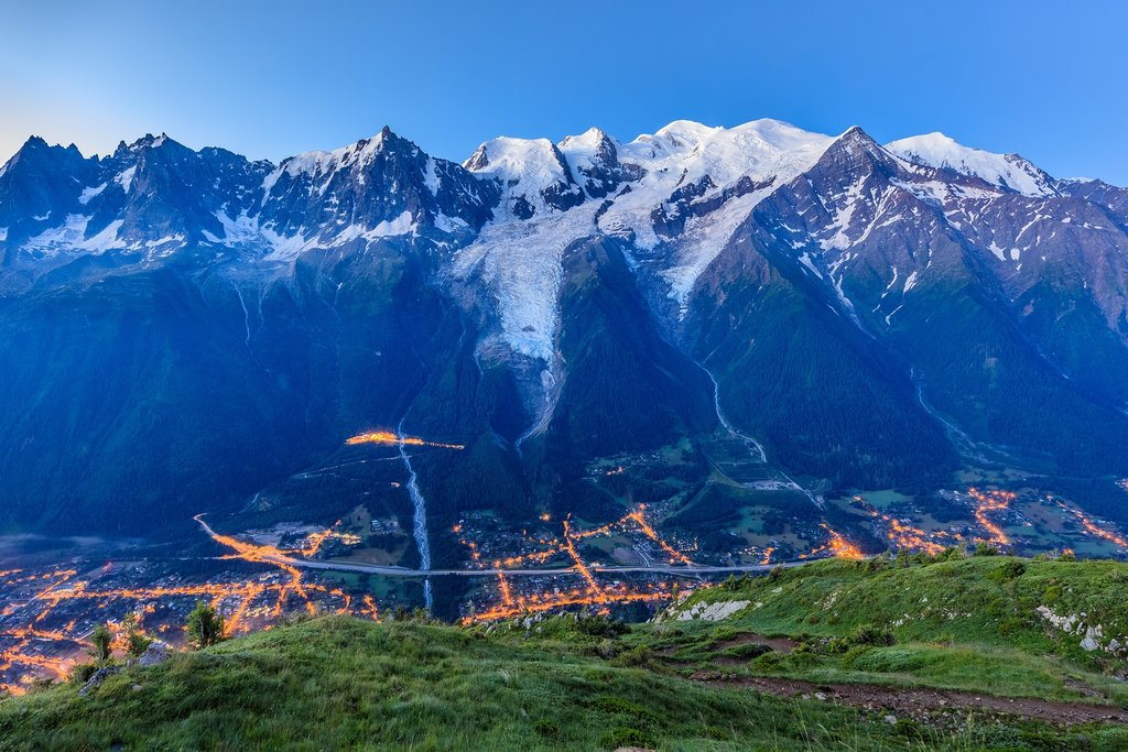 Say goodbye to the Chamonix Valley!