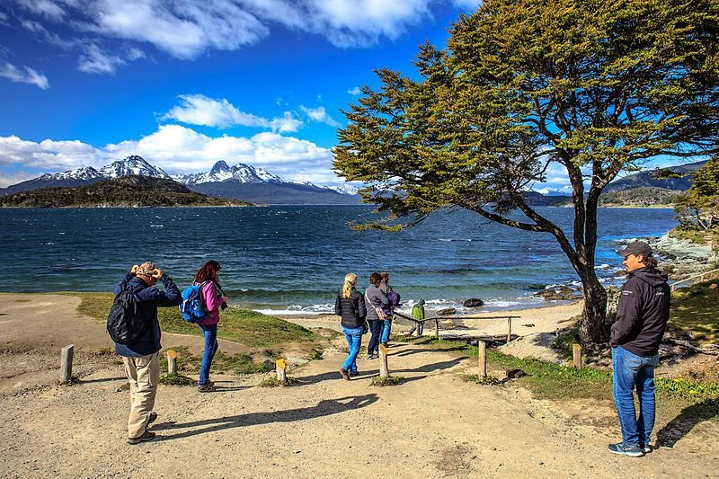 Go hiking in Tierra del Fuego National Park