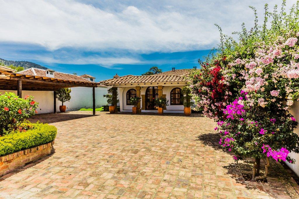 Colombia - Villa de Leyva - Traditional home
