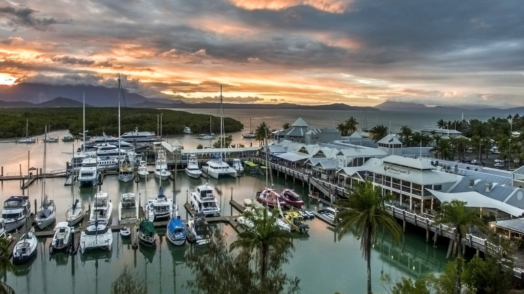 Port Douglas - Marina