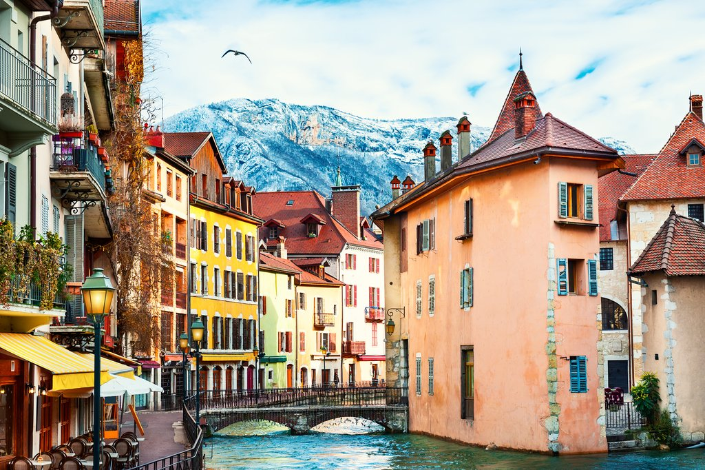 Winter in Annecy