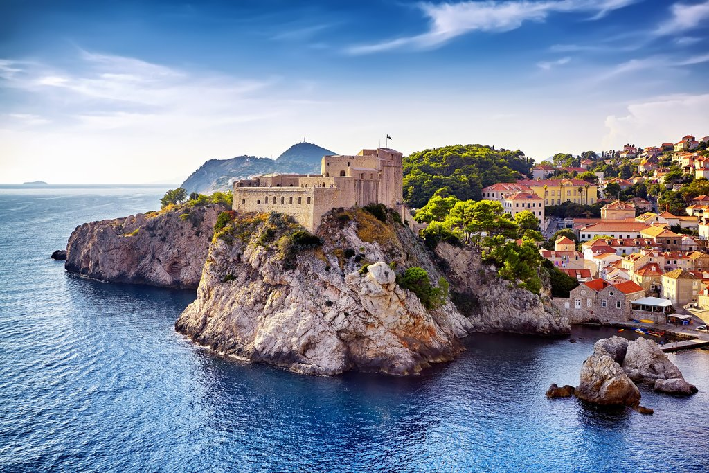 Dubrovnik's Fort Lovrijenac