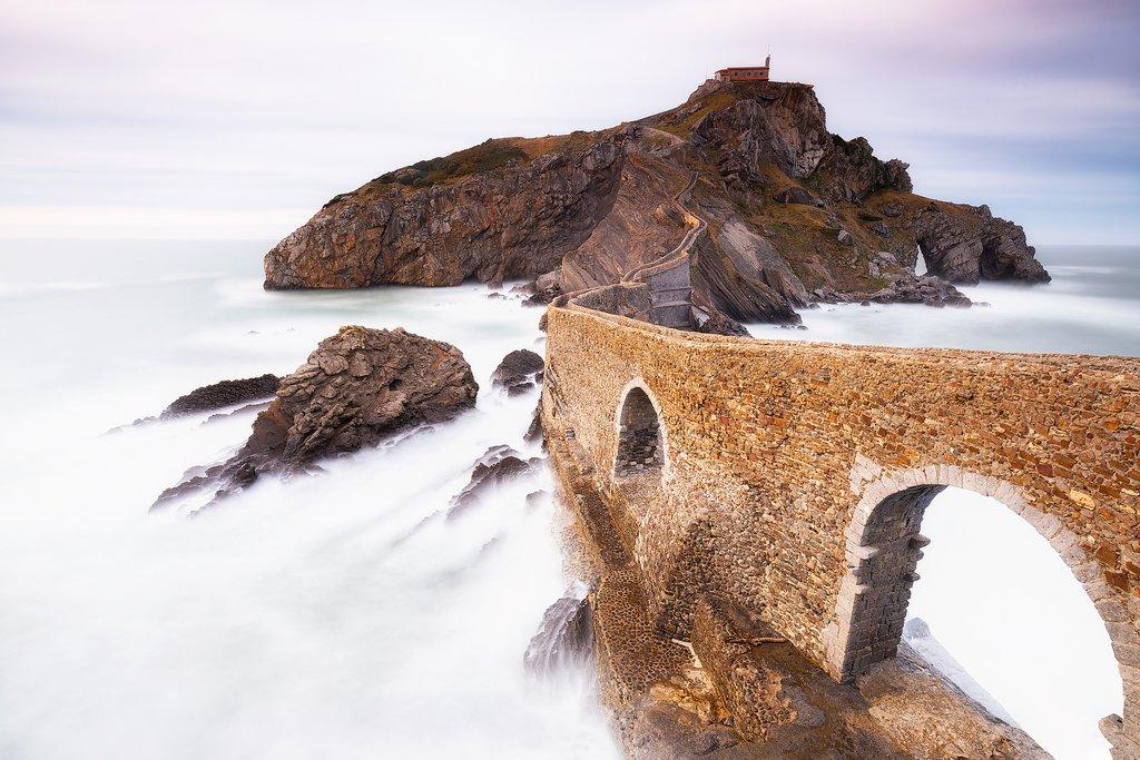 San Juan de Gaztelugatxe in Spain