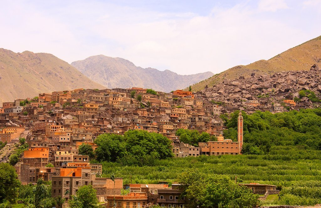 How to Get from Marrakech to Imlil