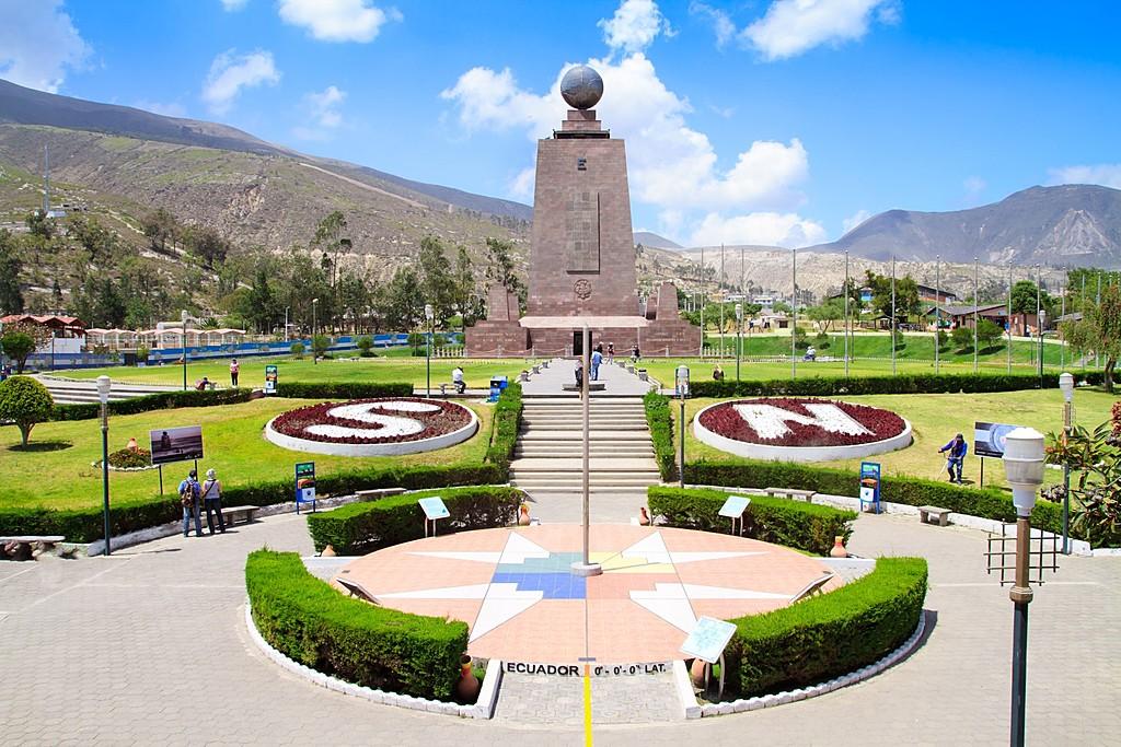 Equatorial Monument Mitad del Mundo
