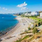 Beachfront hotels near Faliraki