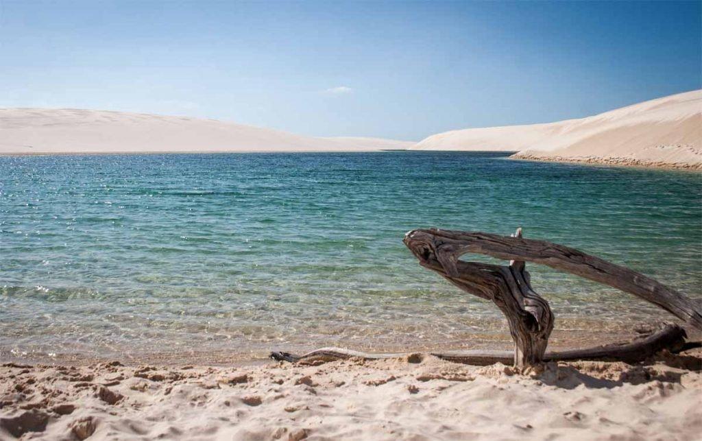 Dunes of Lençois Maranhenses