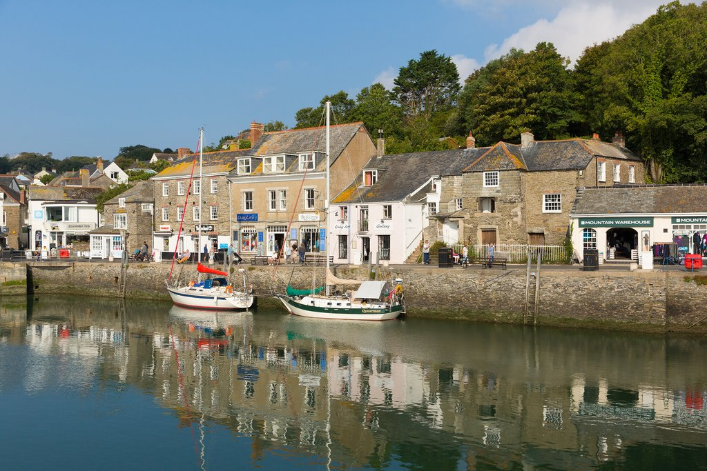 England - Padstow - North Cornwall