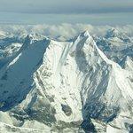 The Himalaya and Shisha Pangma
