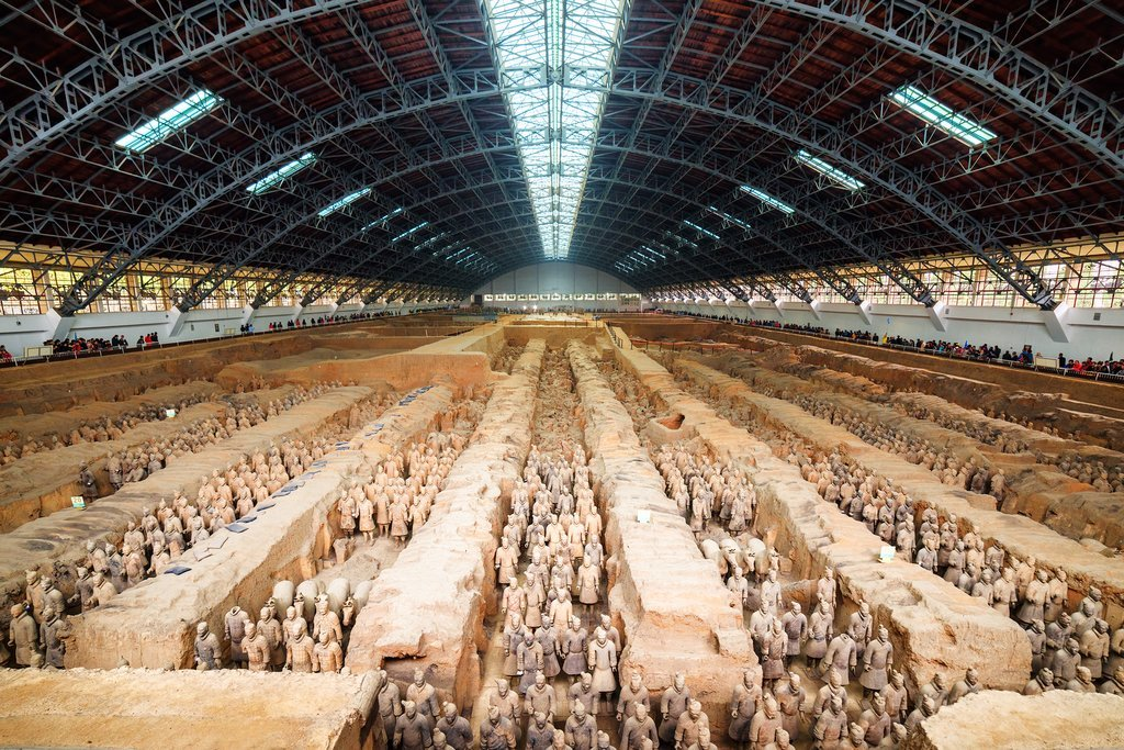 How to Get from Shanghai to the Terracotta Warriors