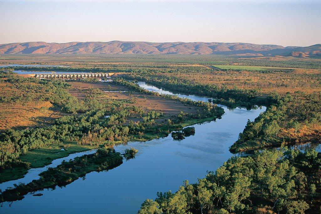 Diversion Dam ©Tourism Western Australia