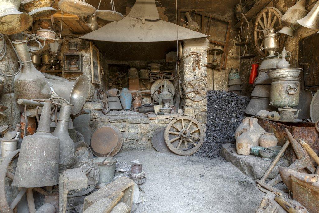 Antique Shop in Lahij